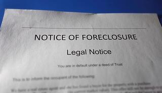 Foreclosure-After-Bankruptcy