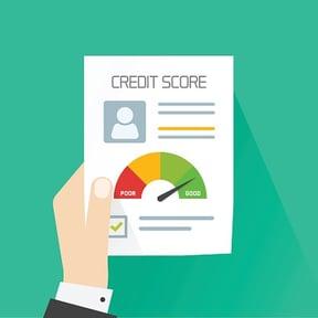 Damage-credit-card-score