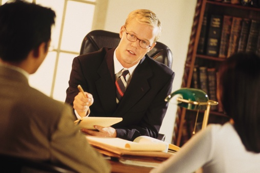 bankruptcy attorney and clients