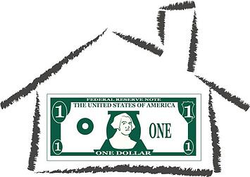 dollar_bill_with_house_drawn_around_it