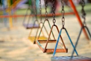 swing on a playground