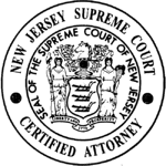 NJ Supreme Court - Certified attorney