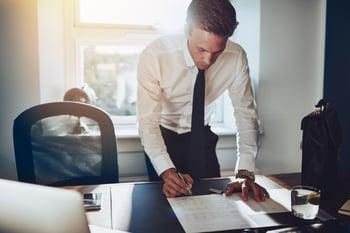 Businessman_at_a_desk
