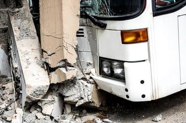 city bus accident