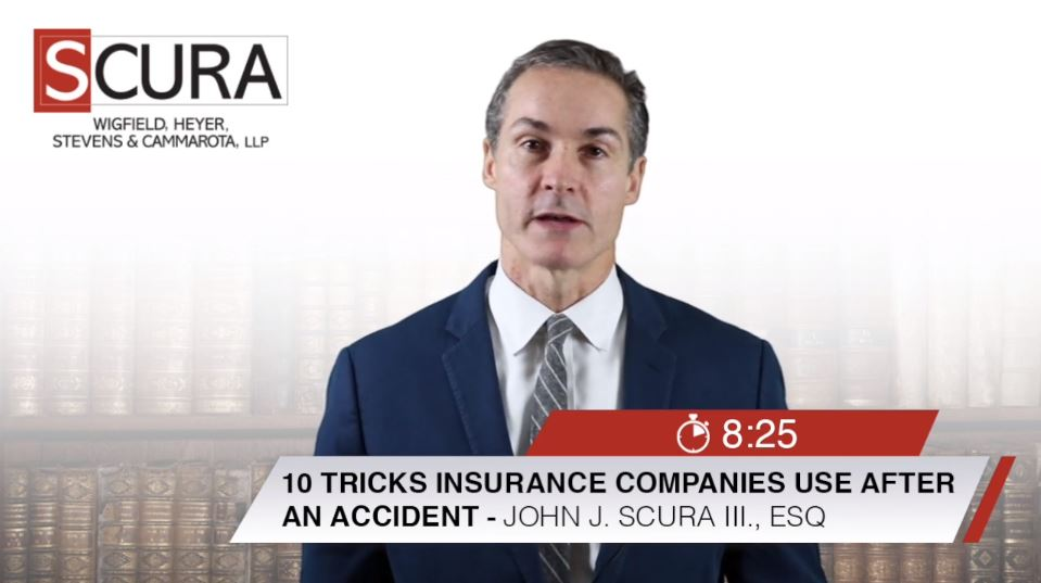 10 Tricks Insurance Companies Use After an Accident