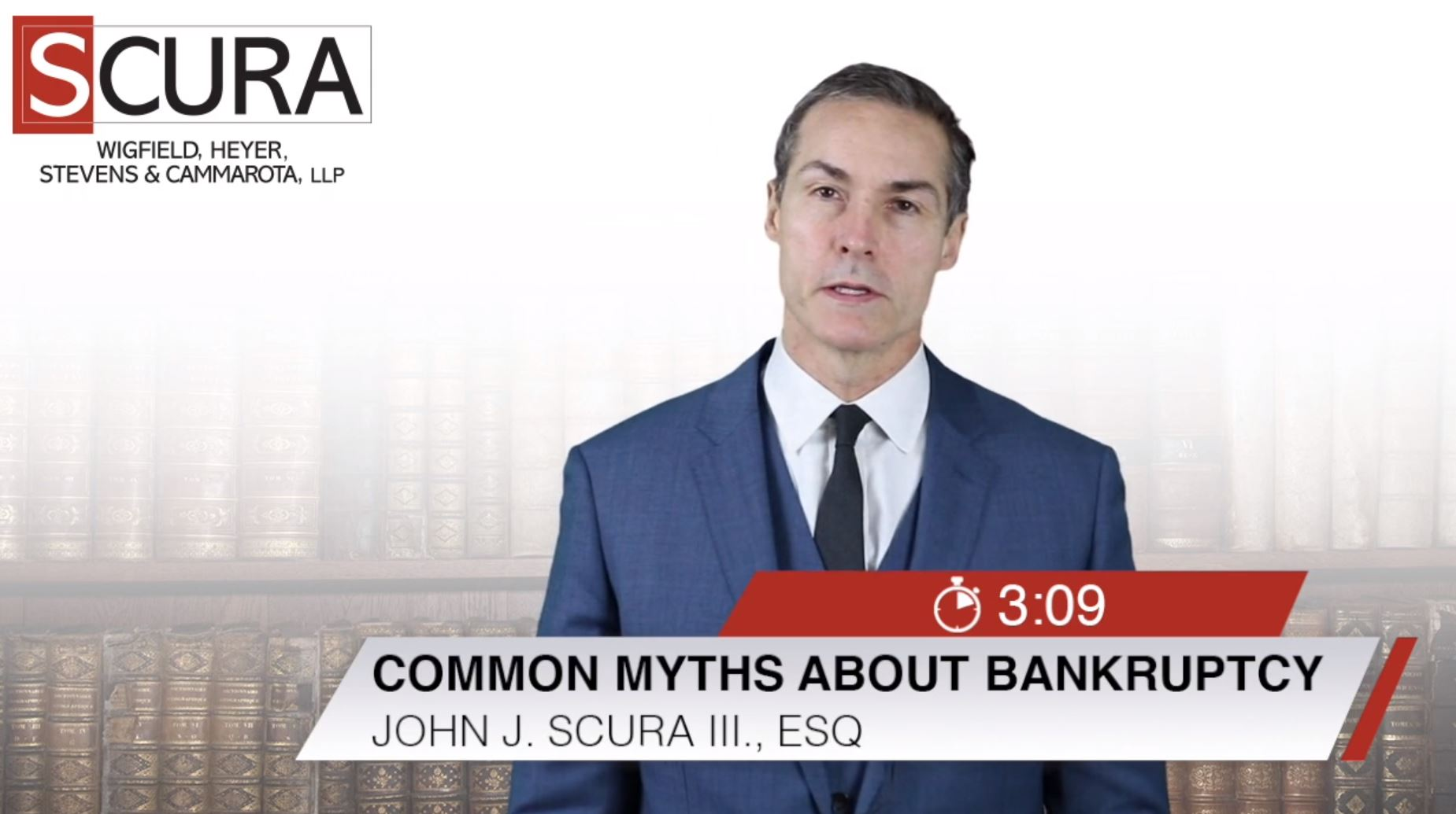 Common Myths About Bankruptcy