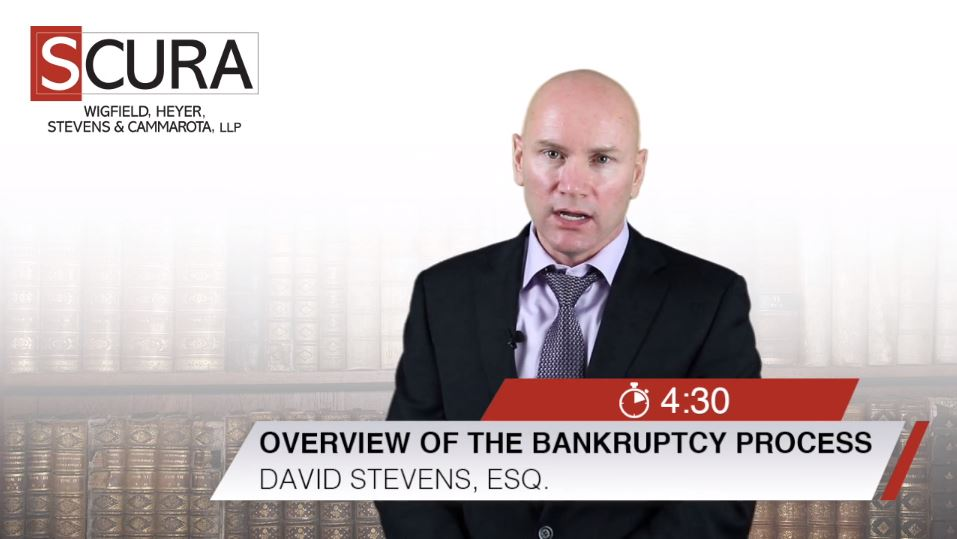 Overview of the Bankruptcy Process