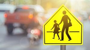 pedestrian and biking safety