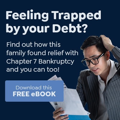 Feeling Trapped by Your Debt? Download your Free eBook